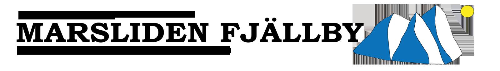 Marsliden Fjällby Logo
